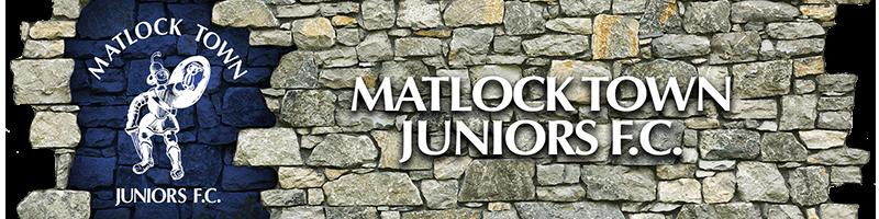 Matlock Town Juniors FC Logo